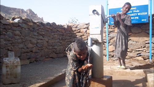 Well in ethiopia